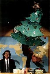 Victoria Jackson's famous handstand on SNL